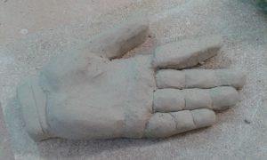 Perfilado de los dedos